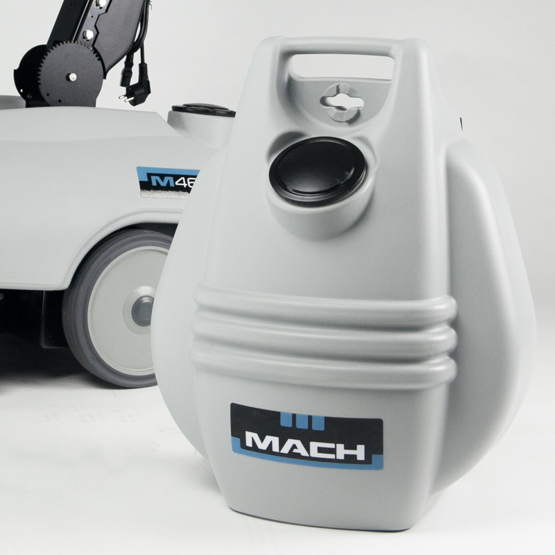M460 AUTOSCRUBBER WITH REMOVEABLE RECOVERY TANK