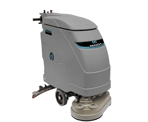 MACH M610 WALK BEHIND FLOOR CLEANING MACHINE