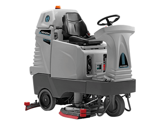 ECOSYSTEM® AS STANDARD MACH M850 RIDE ON SCRUBBER