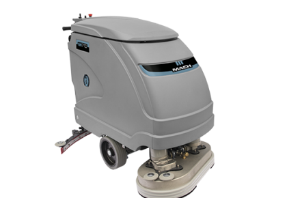 MACH M710 WALK BEHIND SCRUBBER TWIN BRUSHES