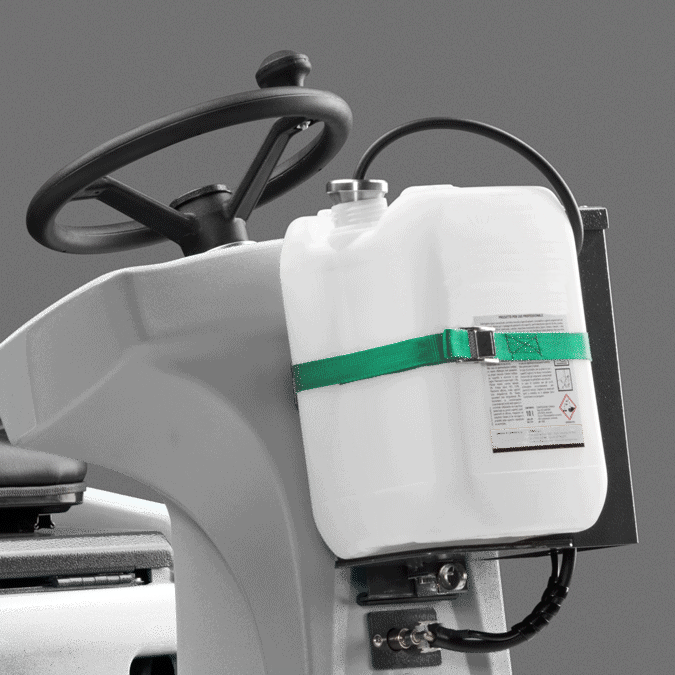 M850 DOSE-MATIC SYSTEM SAVES ON CHEMICAL AND COST