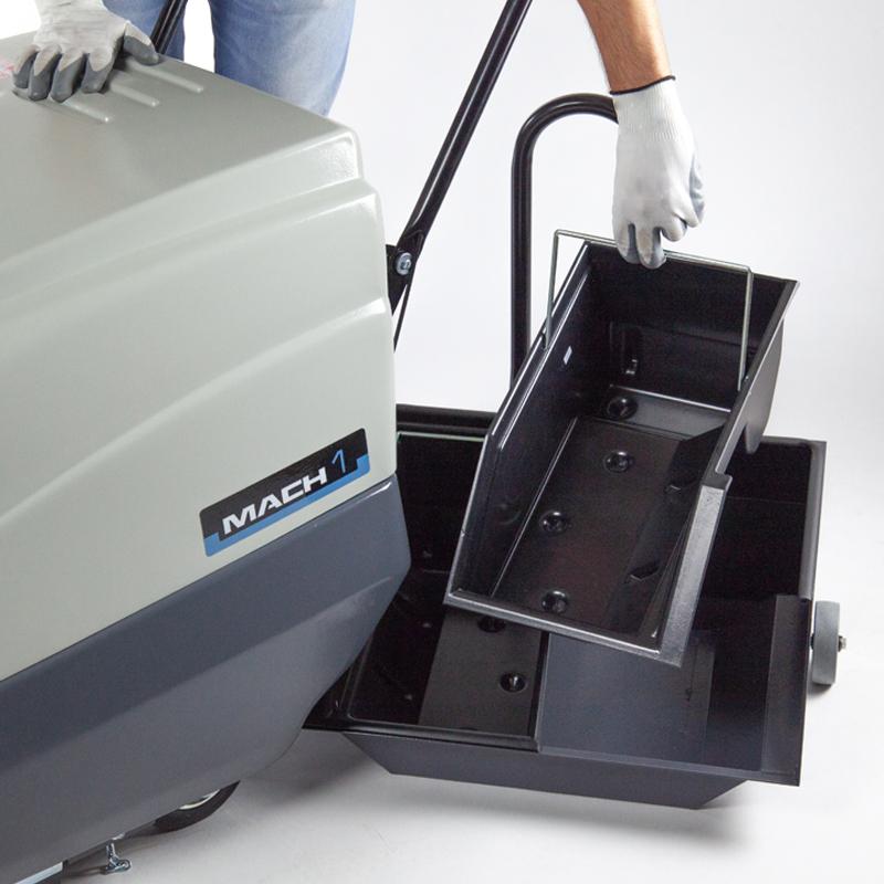 контейнер для отходов на колесах со съемными ящиками - MACH 1