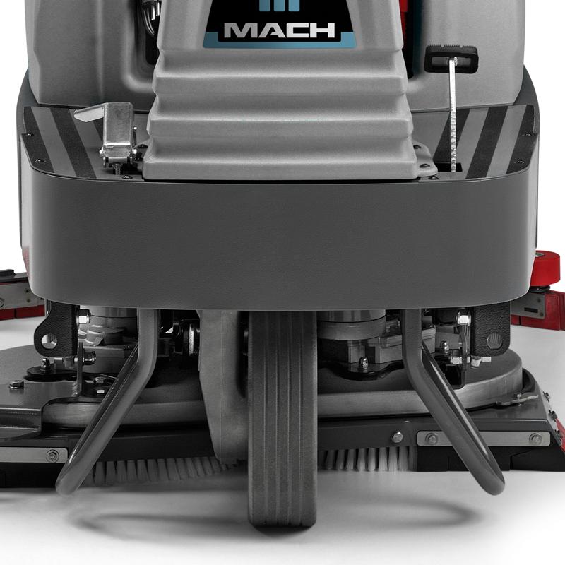 Поломоечная машина для помещений M850 MACH