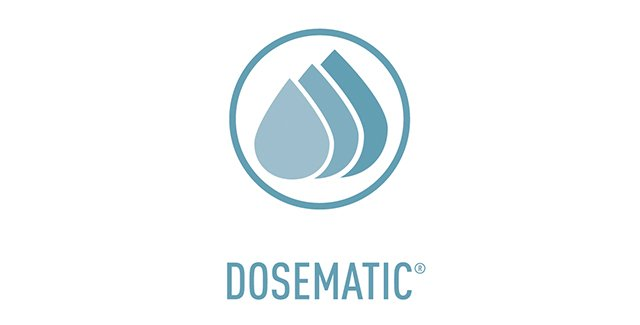 DOSE-MATIC for MACH scrubber-dryer - reduces waste and ensures perfect results Dosematic is MACH's solution for a real-time control over detergent usage DOSE-MATIC for MACH scrubber-dryer - reduces waste and ensures perfect results