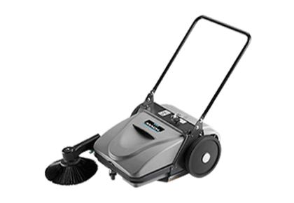 MACH ME MANUAL SWEEPER NO BATTERIES NO POWER CABLES